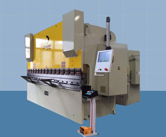 WE67K系列电液伺服数控折弯机