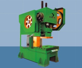 吴中J21系列开式固定台压力机