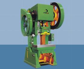 吴中J23系列开式可倾压力机