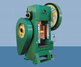 J31系列闭式单点固定台压力机
