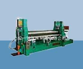 上海W11-122000机械对称式三辊卷板机