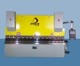 WC67Y-100T/3200液压折弯机