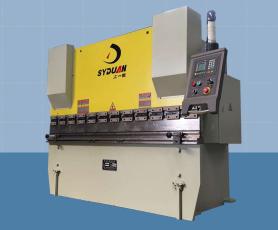 WC67Y series of hydraulic sheet metal bending machine
