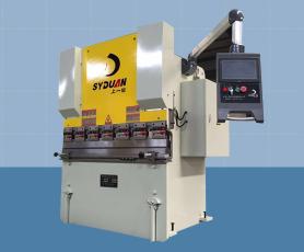 WC67K series of hydraulic sheet metal bending machine